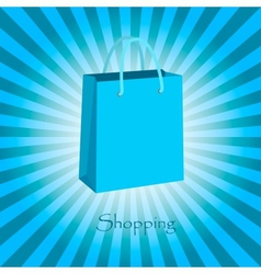 Shopping posters vector