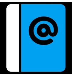 Emails icon vector