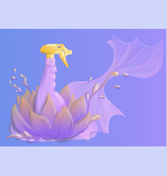 Cleaning product3 vector