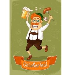 Oktoberfest poster vector