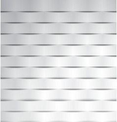 White seamless geometric texture vector