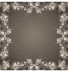 grey antique background vector image vector image