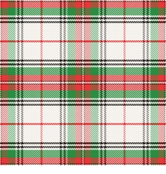 Seamless pattern scottish tartan stewart vector