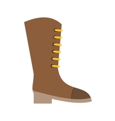 Long boots vector