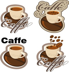 Caffee resize vector