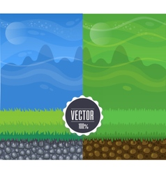 Webbackground for the menu vector image vector image