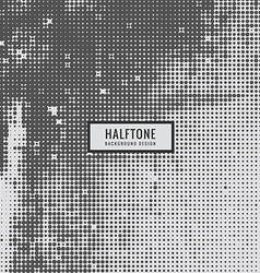 Dirty halftone vector