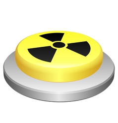 Button radiation vector image