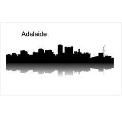 Adelaide Australia vector image vector image