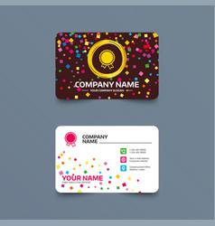 award icon best guarantee symbol vector image