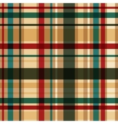 Dark plaid seamless pattern eps10 vector