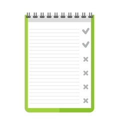 Clipboard document checklist test vector