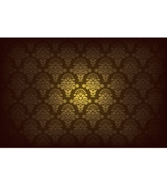 Modern wallpaper pattern vector