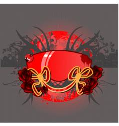 ornate abstract vector image vector image