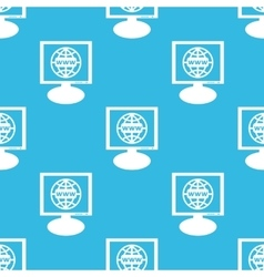 Global network monitor pattern vector