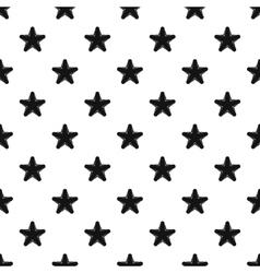Geometric figure star pattern simple style vector