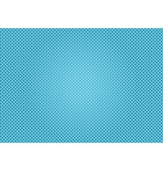 Blue Checkered Texture vector image