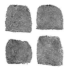 Fingerprint index vector