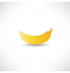 banana vector image