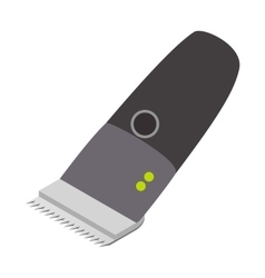 Electric razor isometric 3d icon vector