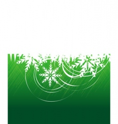 Christmas clipart vector image