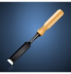 Chisel vector image vector image
