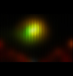 Green brown yellow black abstract with light vector