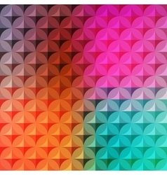 Vintage abstract pattern vector image vector image