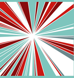 Abstract background of star burst vector