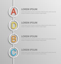 Infographic5 vector