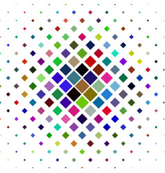 Multicolored square pattern background - from vector
