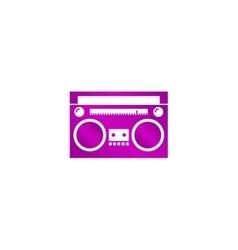 Radio icon concept for design vector