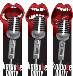 Karaoke vector