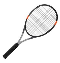 Racket tennis vector image vector image