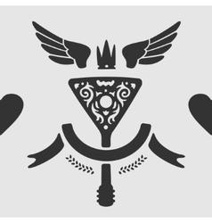 Symbol Balalaika vector image vector image