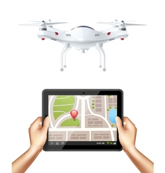 1602i040012fm003c7drones realistic isolated vector