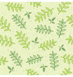 Leaves seamless vector