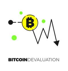 Bitcoin exhange graph vector