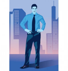 business vector image vector image
