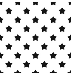 Celestial star pattern simple style vector