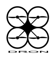 Dron logo2 vector