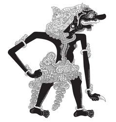 gagakbaka vector image vector image