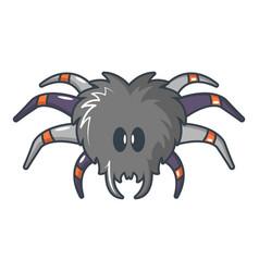 Tarantula icon cartoon style vector