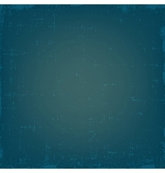 Vintage blue grunge texture or background vector