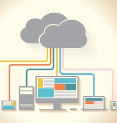 Device clouds vector
