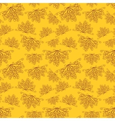Fall abstract pattern vector