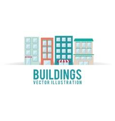 building design vector image