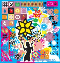 modern graphic elements vector image vector image