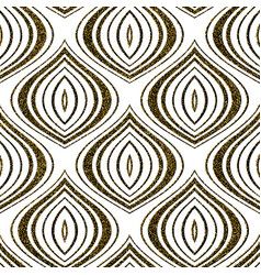 seamless abstract pattern for textile and vector image vector image