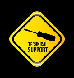 Technical support vector